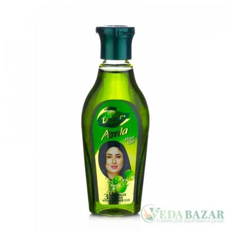 Масло для волос Амла (Amla Hair Oil), 45 мл, Дабур (Dabur) фото