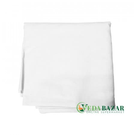 Дхоти из хлопка (Cotton Dhoti ), 4,5 м, Ведабазар (Vedabazar) фото